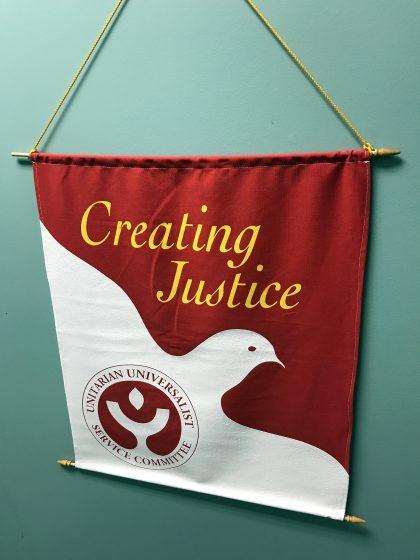 We create justice.